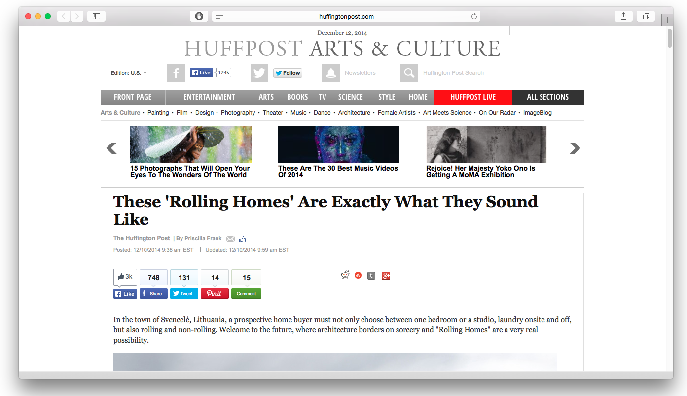 DO architects_Rolling Homes featured on The Huffington Post.png