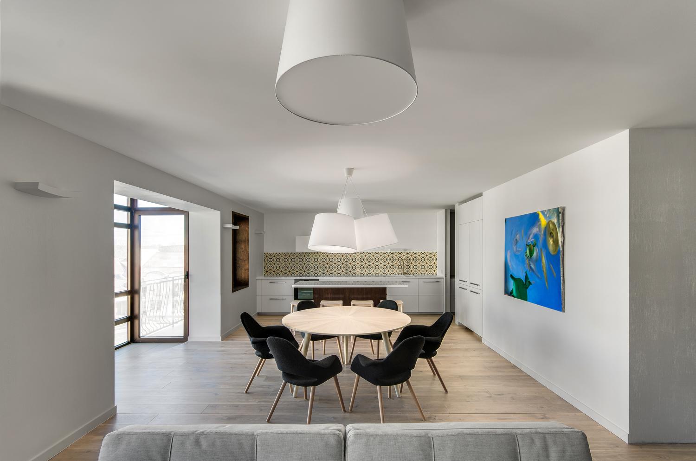 DOARCHITECTS Apartment in Silainiu str