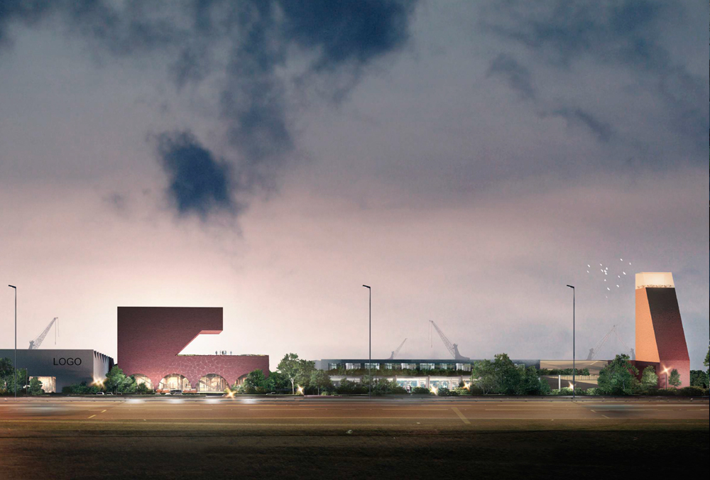 DO ARCHITECTS Šilutės 103 Multifunctional Centre