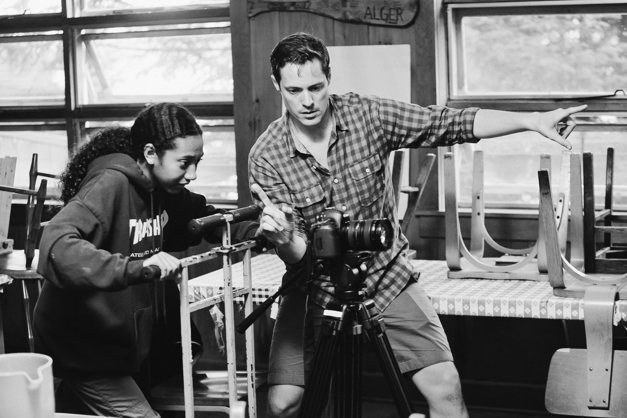 WAYNE BETTS FILMMAKER / LEAD TEACHER