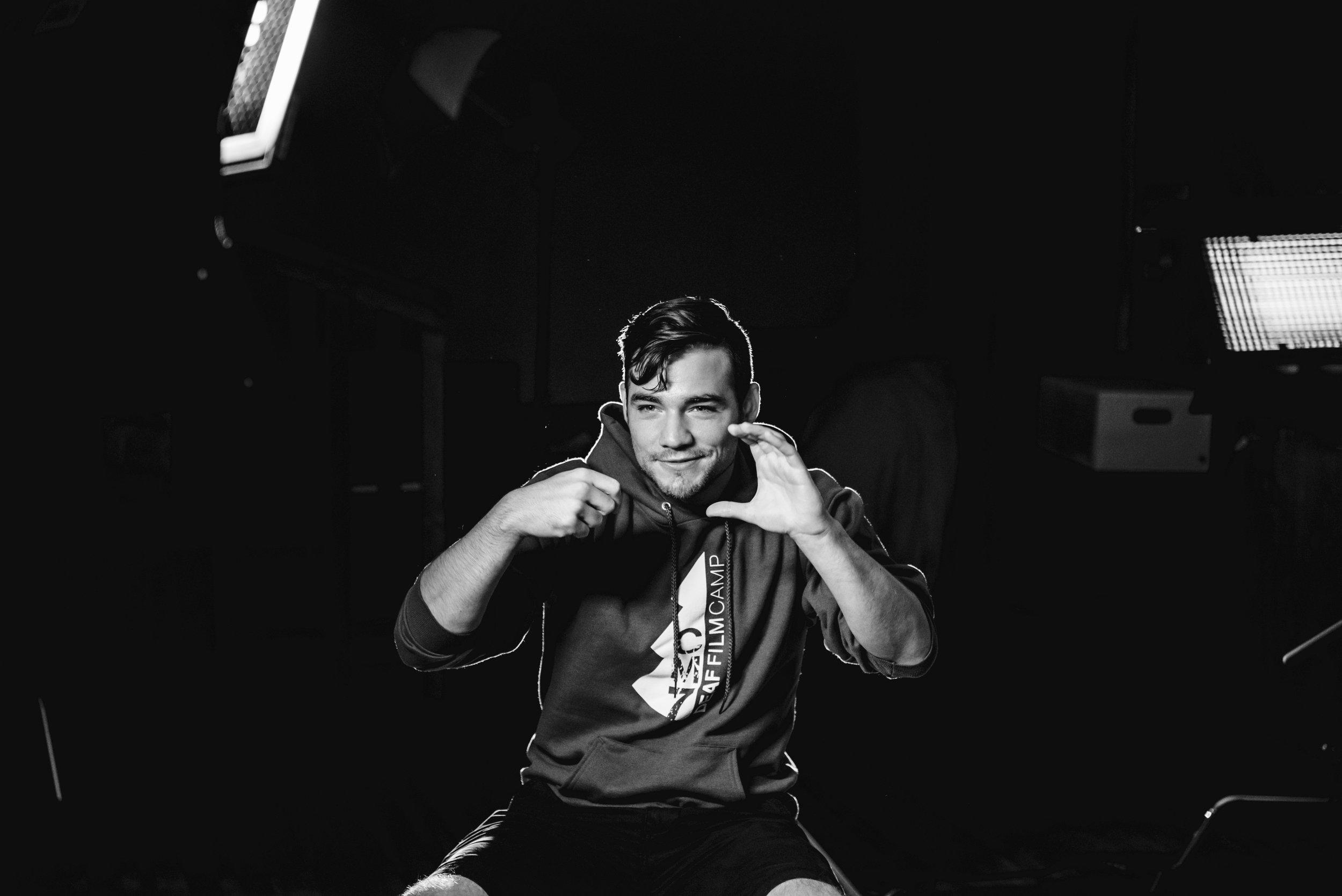 Daniel Durant  Acting Teacher Duluth, Minnesota