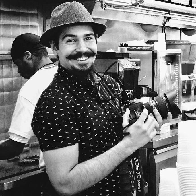 Javier Tabares  Filmmaker  Washington, D.C.