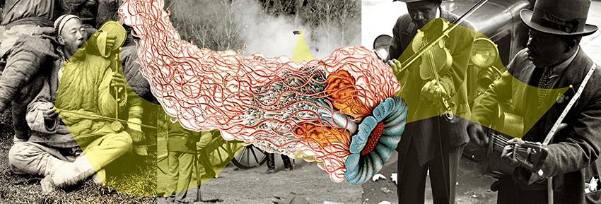 "Adobe photoshop 29""x10"" (2012)"