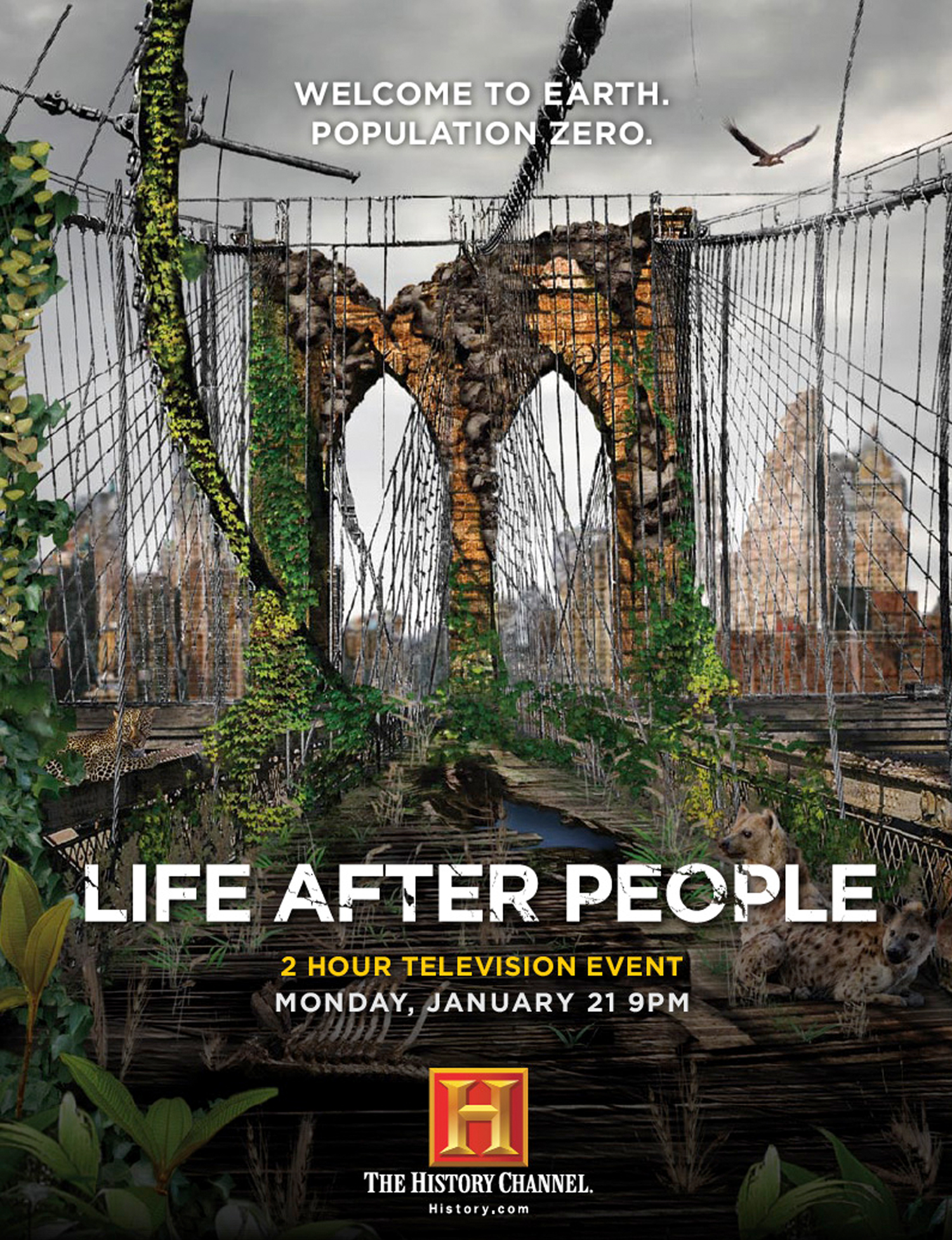 Life After People Advertisement