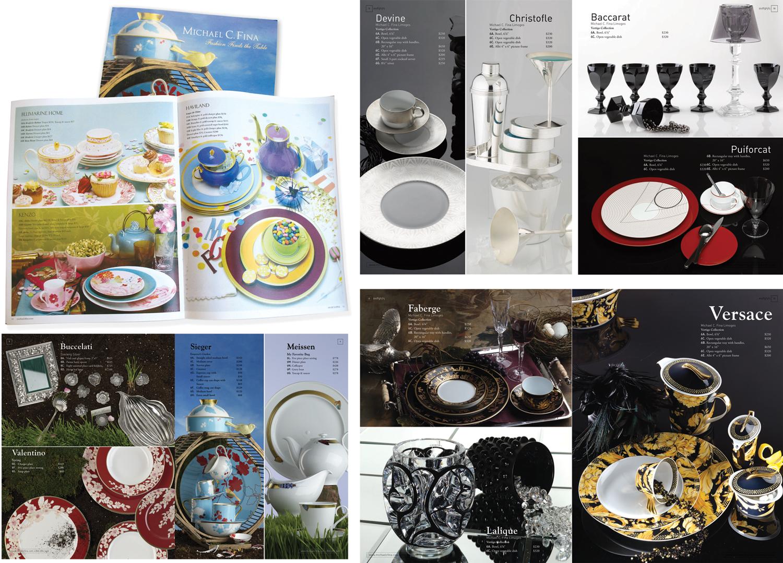 Michael C. Fina China Catalog