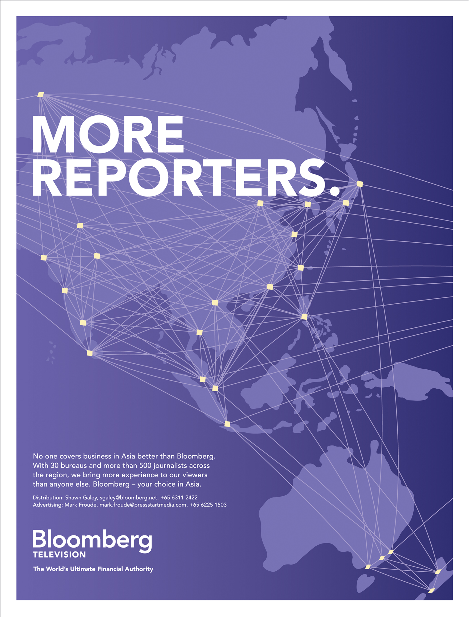 Bloomberg Asia Advertisement