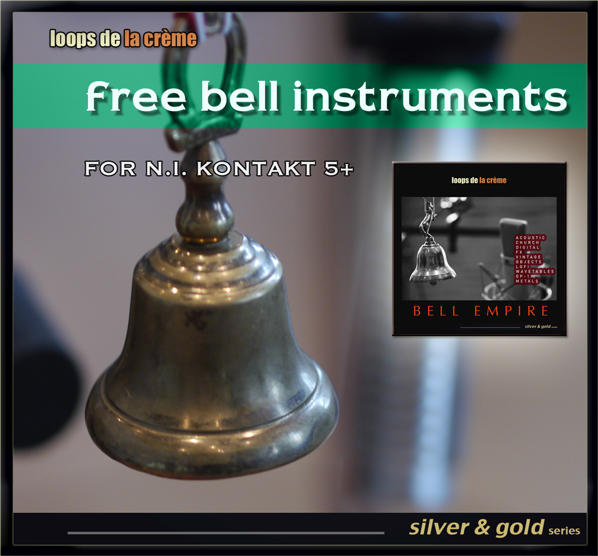 free bell instruments