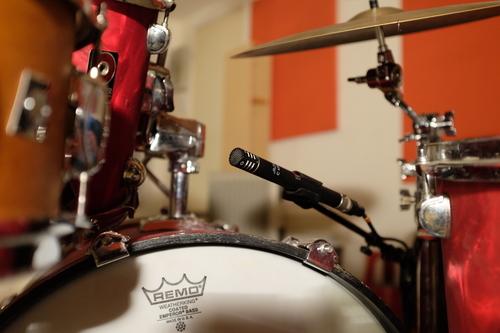 Booga Rocket Drums — loops de la crème