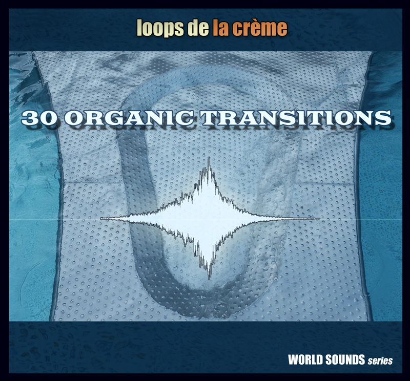 30 organic transitions samples