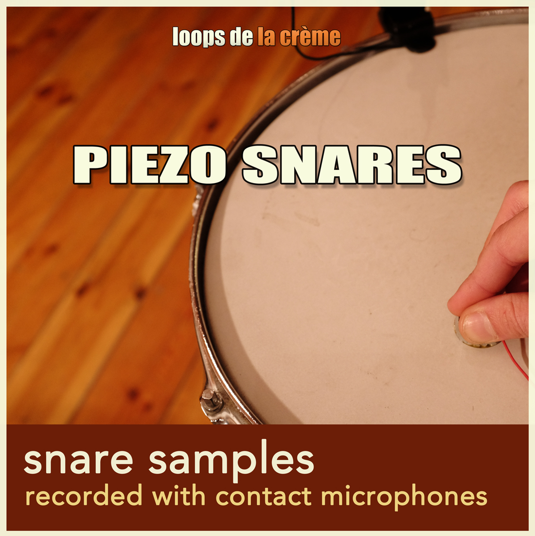 piezo snares_free drum samples