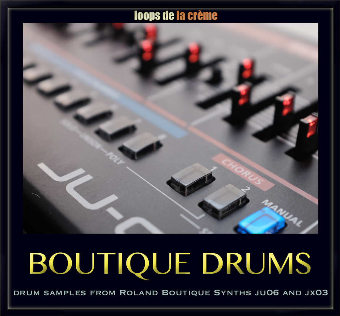 Roland Boutique Drums