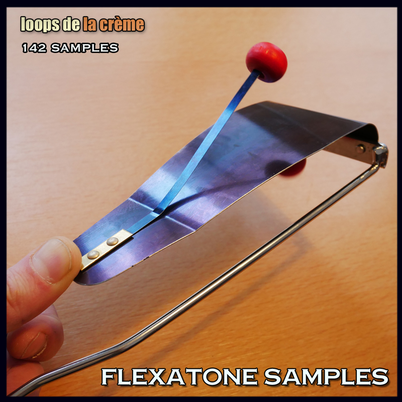more infos here:  FLEXATONE SAMPLES