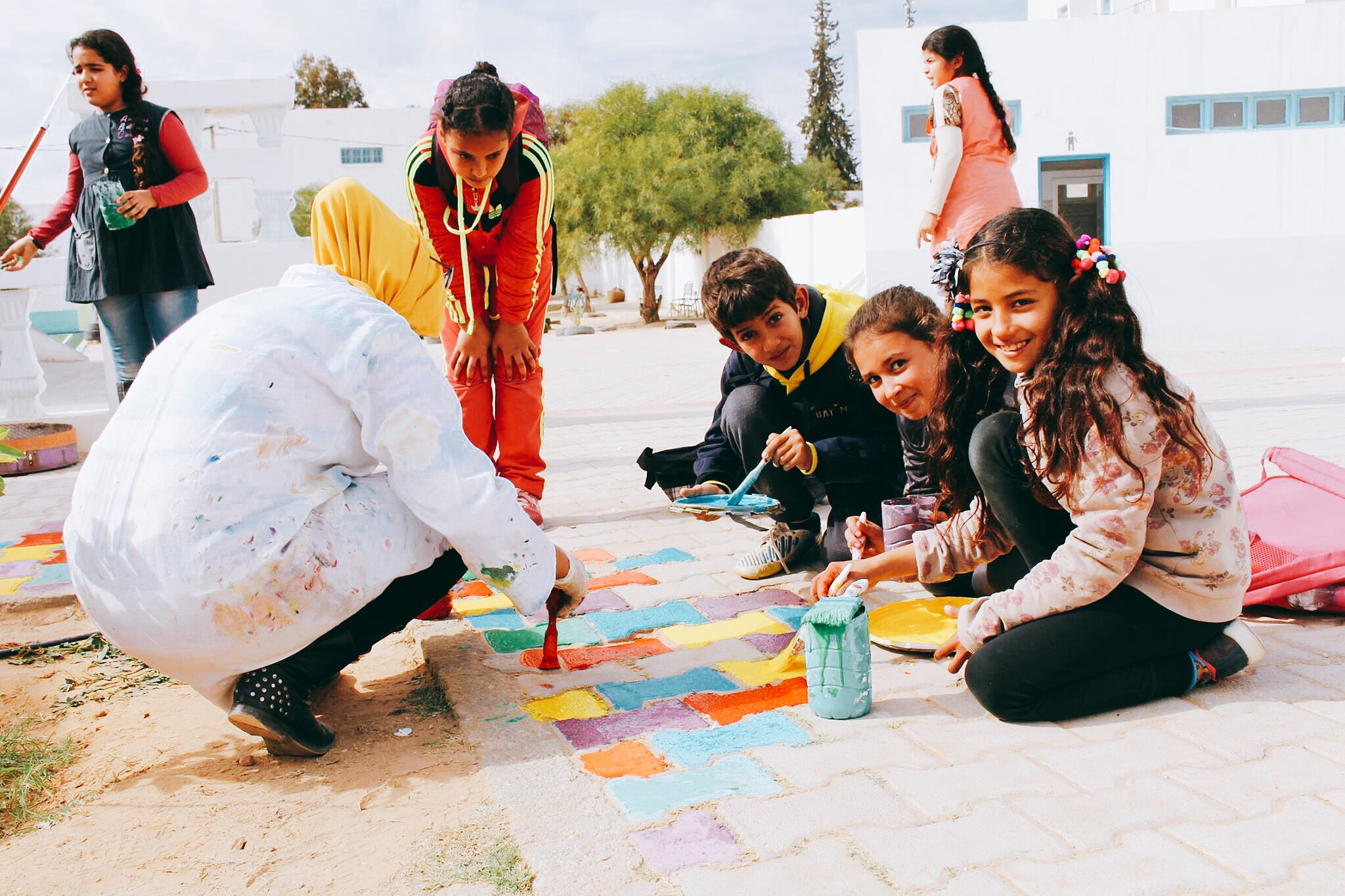 Charity & Volunteering  - ELITE    Wassim Daimi