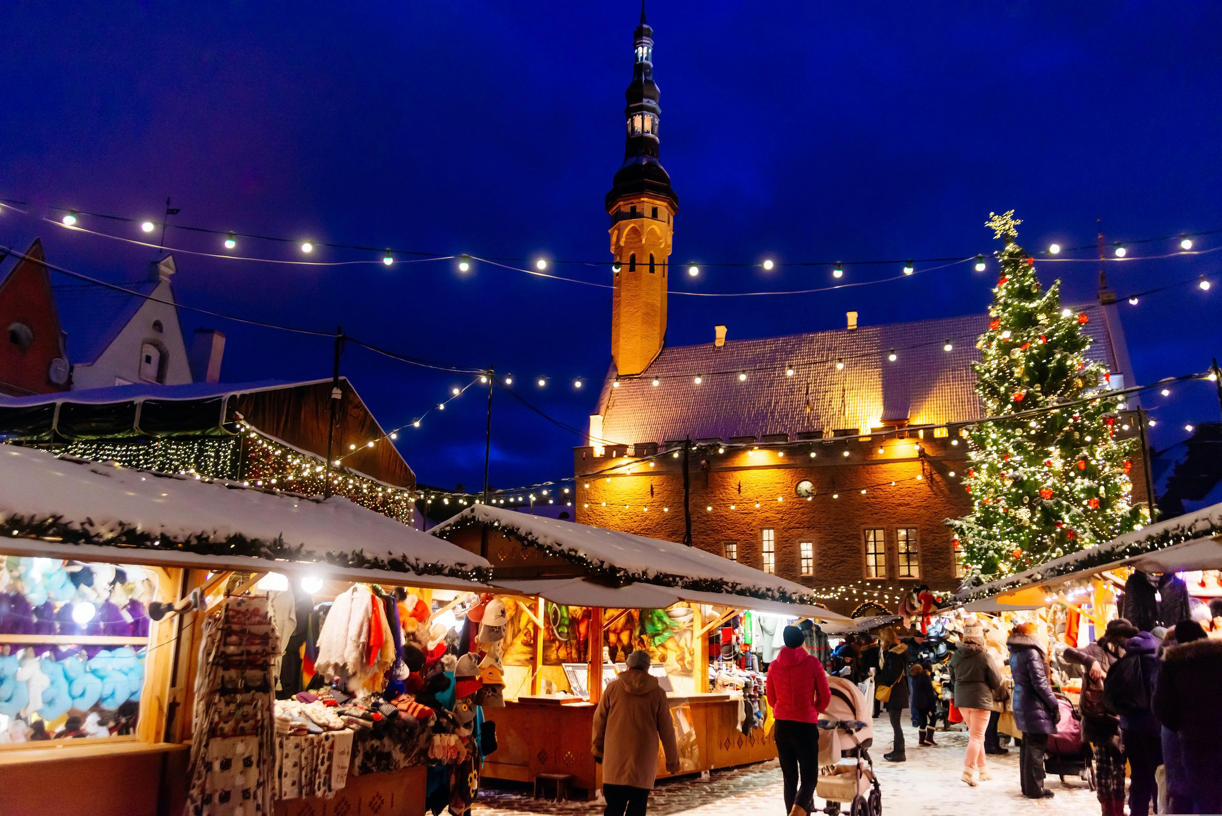 Merry Merry Christmas  - ADVANCED    Roman Stefuryshyn