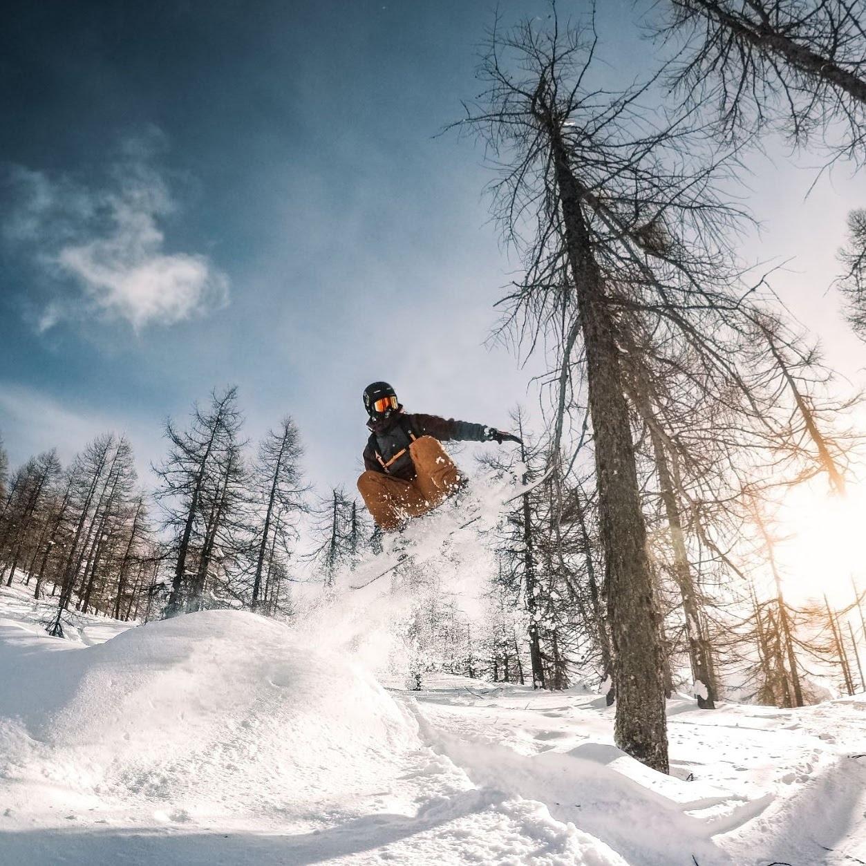 Exciting Winter Sports  - ADVANCED |  Elia Sega