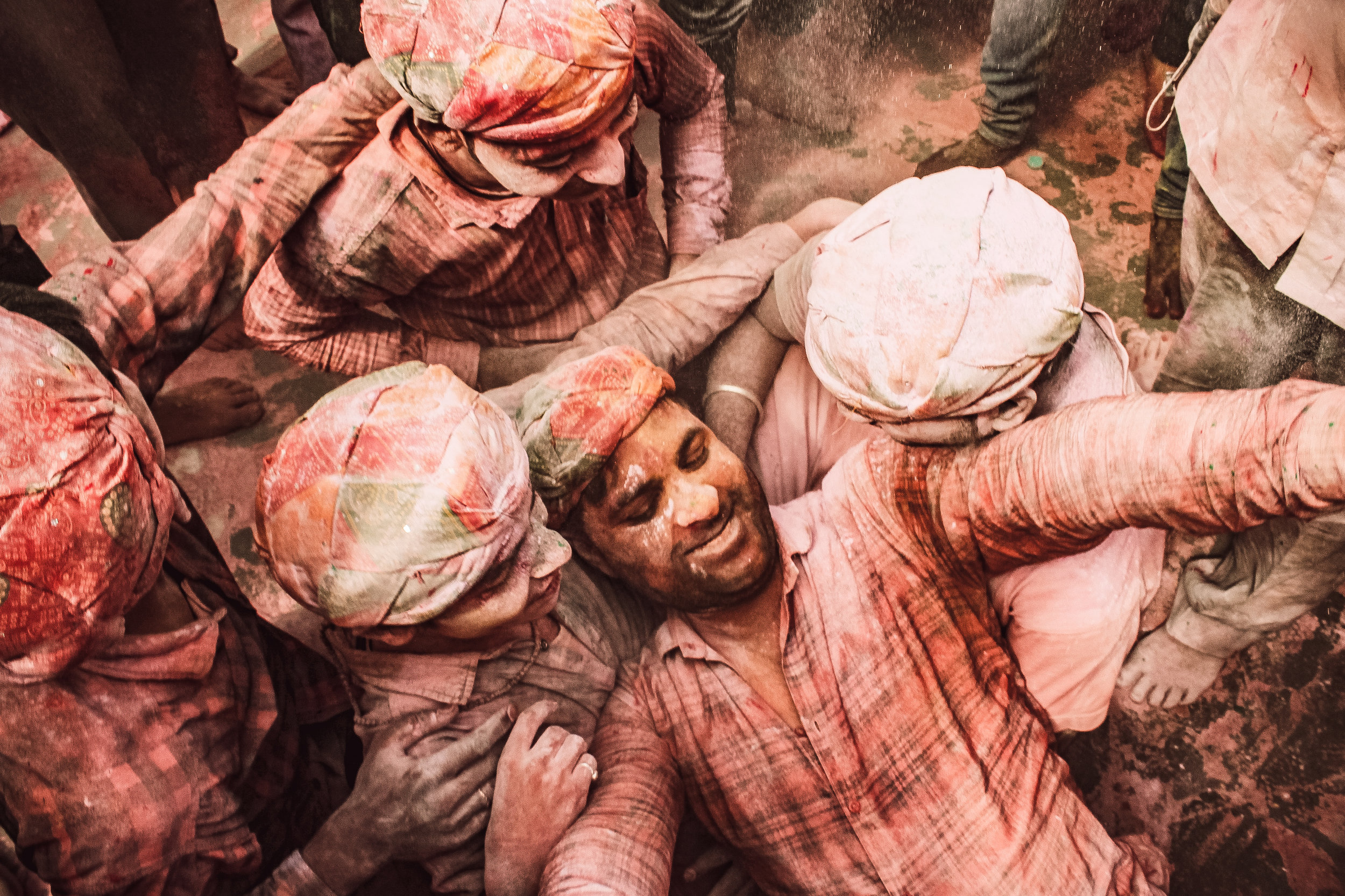 Holi Festival  - SHOOTER |  Omkar Welankiwar