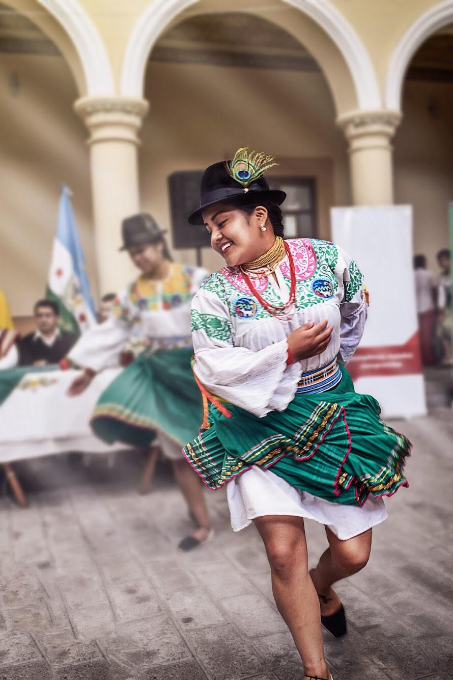Dancers & Cameras  - SHOOTER | Miguel Avendano