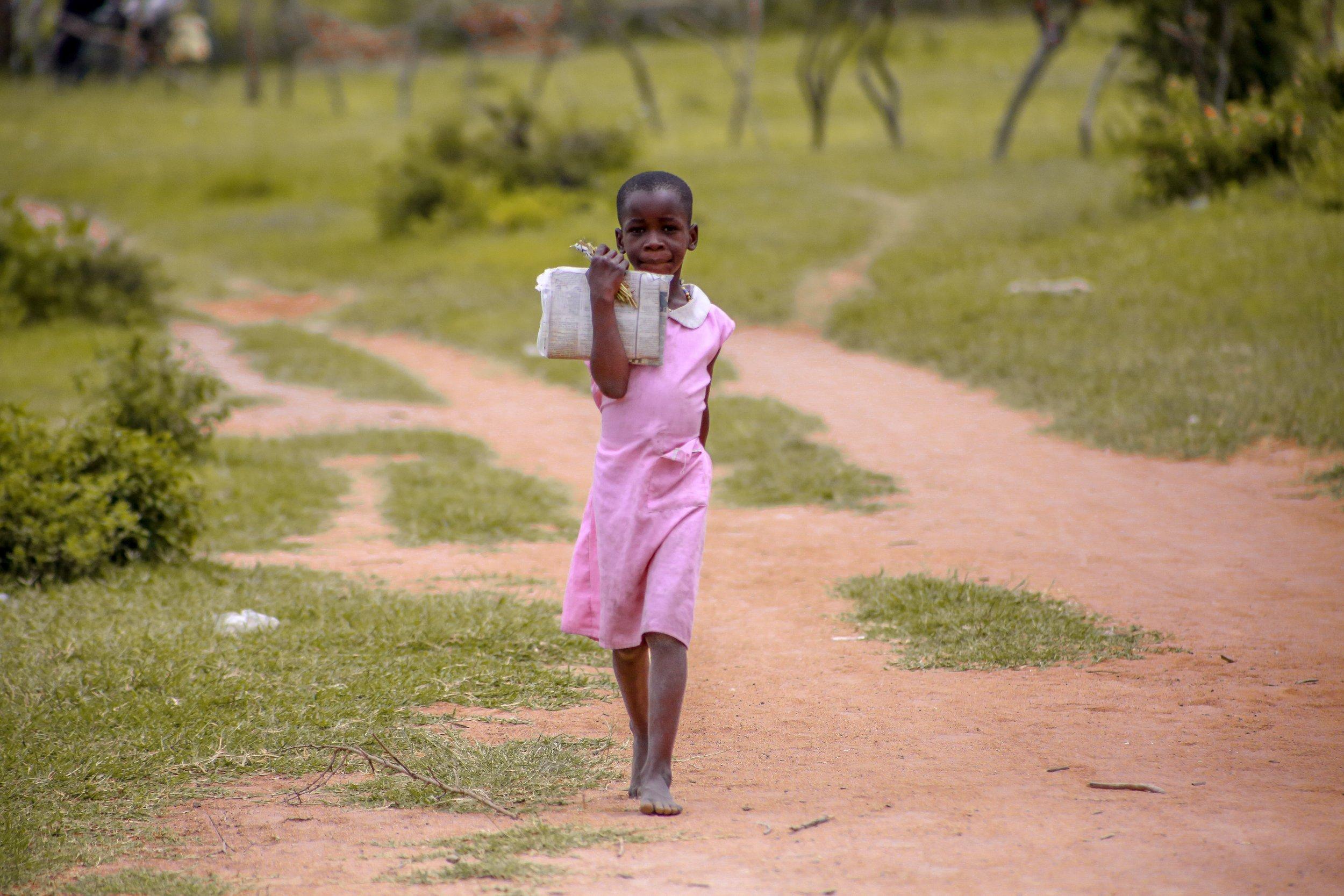 Back 2 School -  Advanced |  Busingye Kagonyera