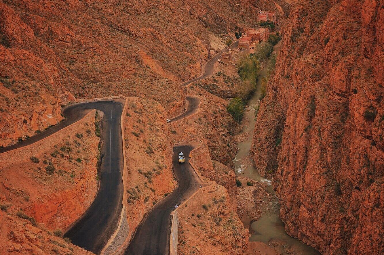 On the Road -  Advanced |  Fernando Telis
