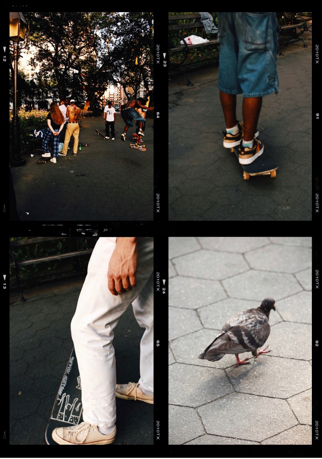 From the Contact Sheet -  Advanced |  Gianluca Caputto