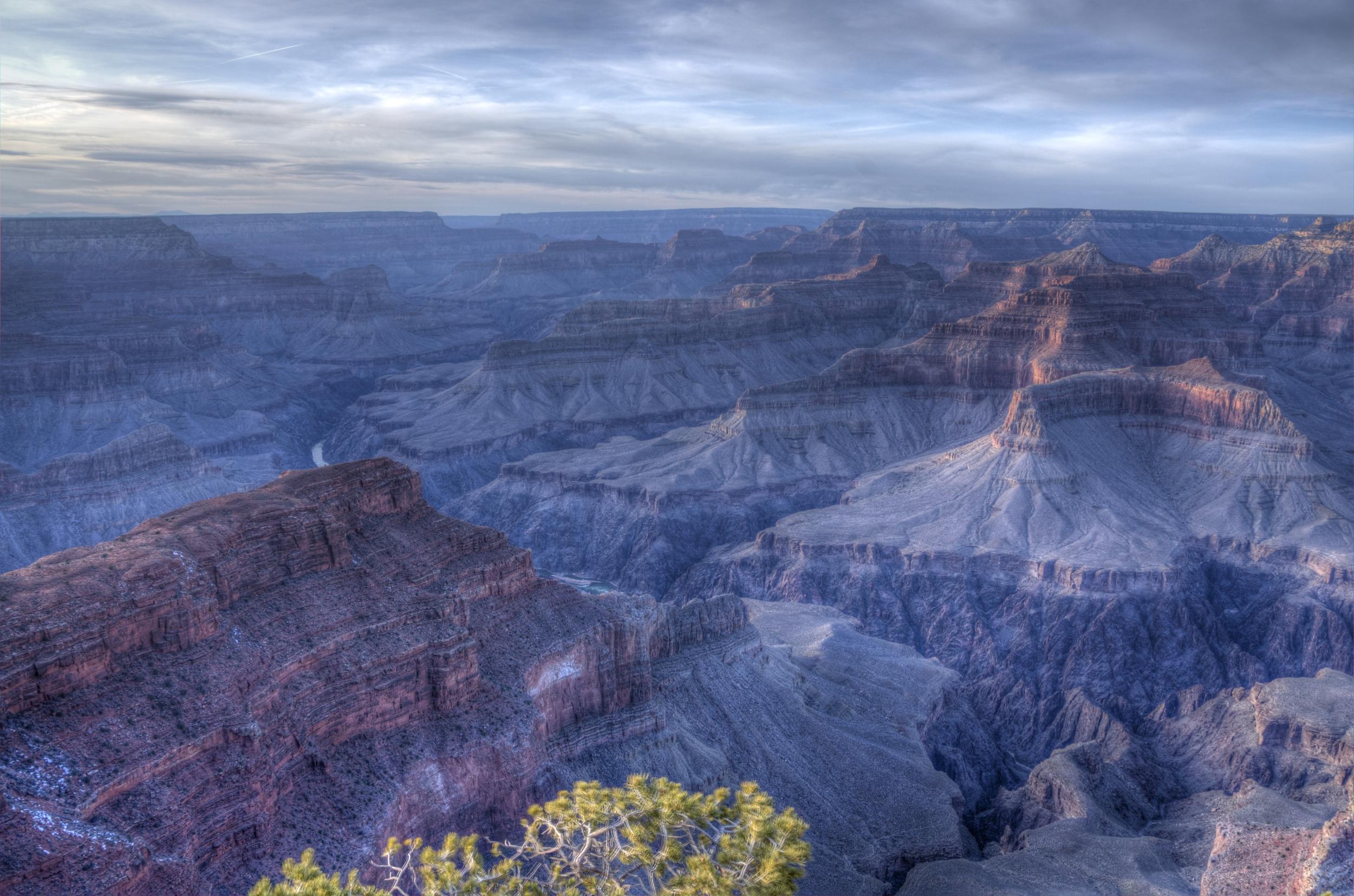 Grand Canyon South RIm Lodge, Route 66 Trip 2012