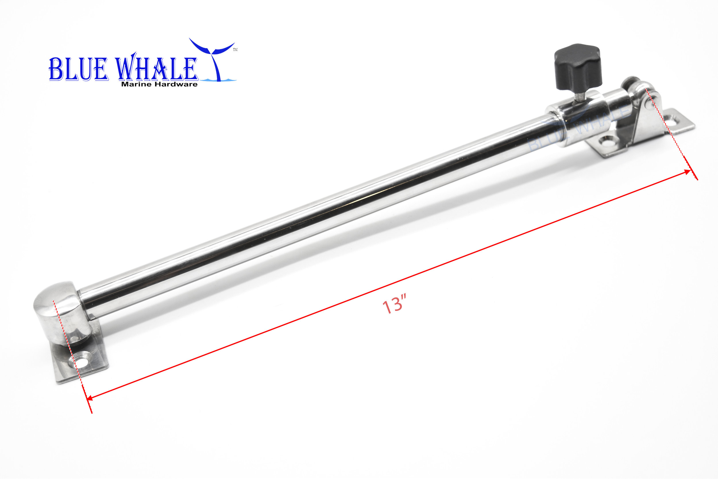 """Stainless Steel Marine Boat Hatch//Window Adjuster and Stay Support 16/"""""""