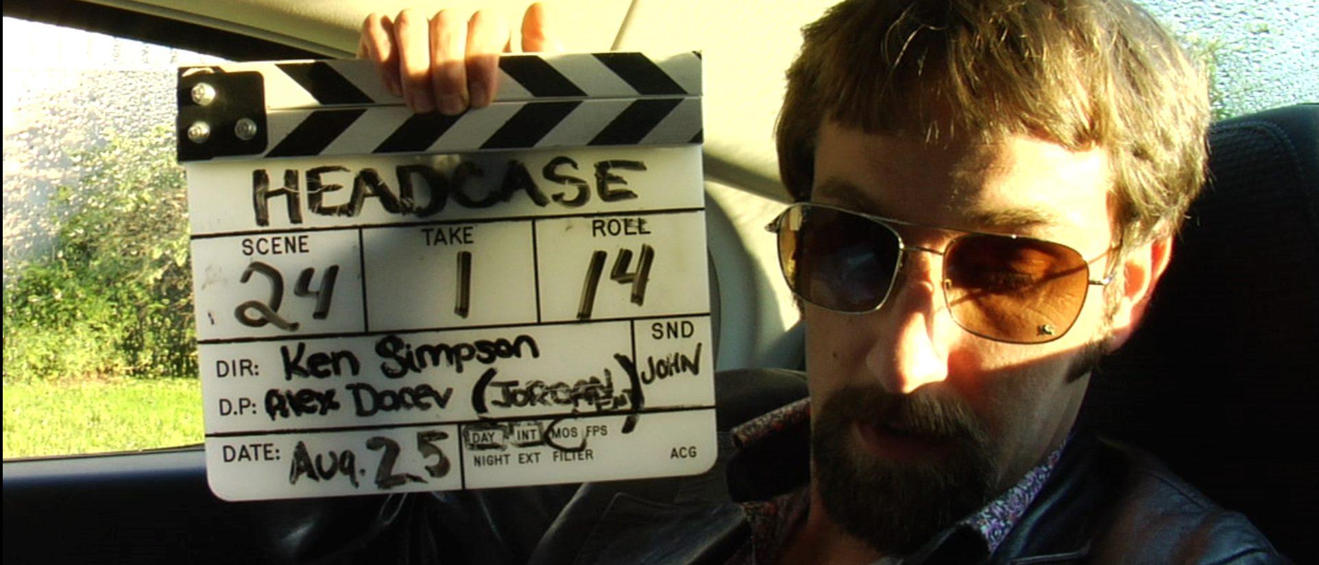 """Leon Bearman as """"Sean"""""""
