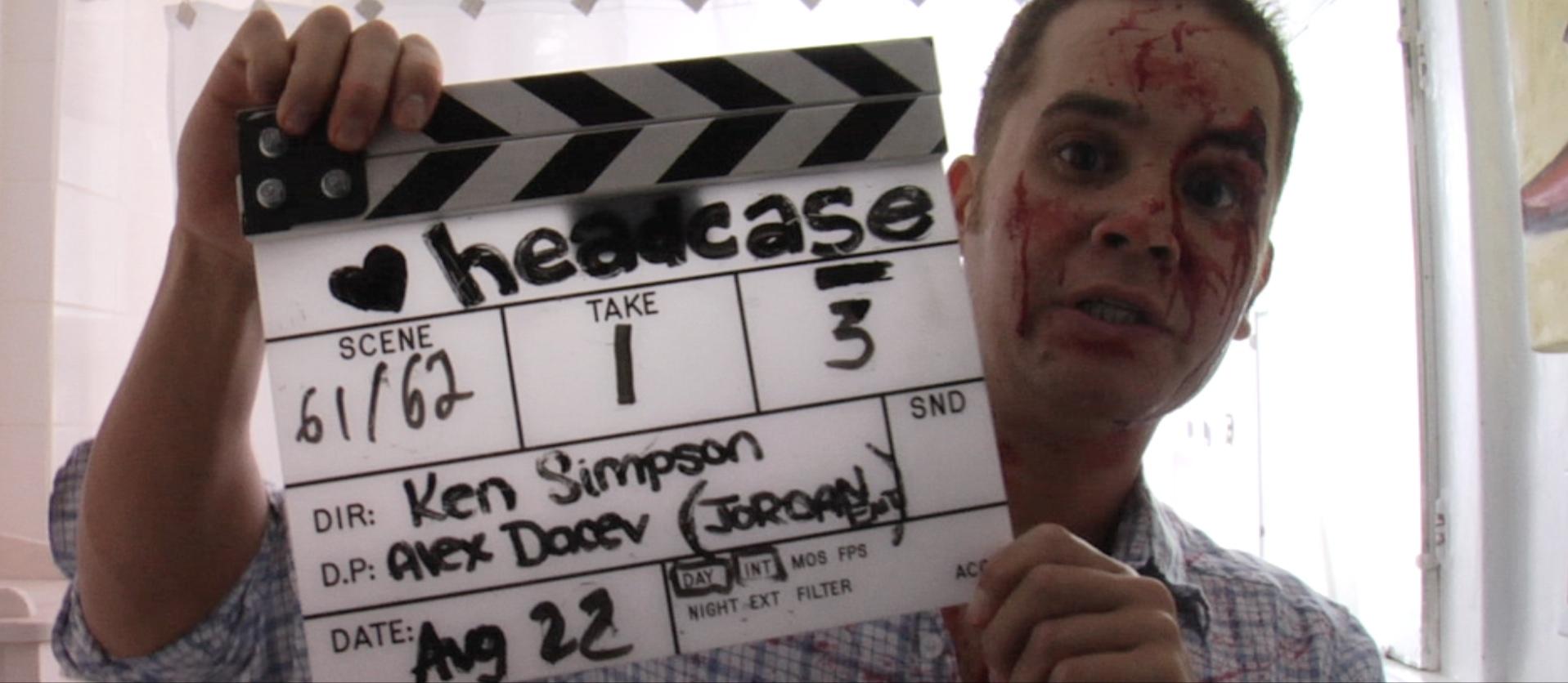 Writer / Star Anthony Greene