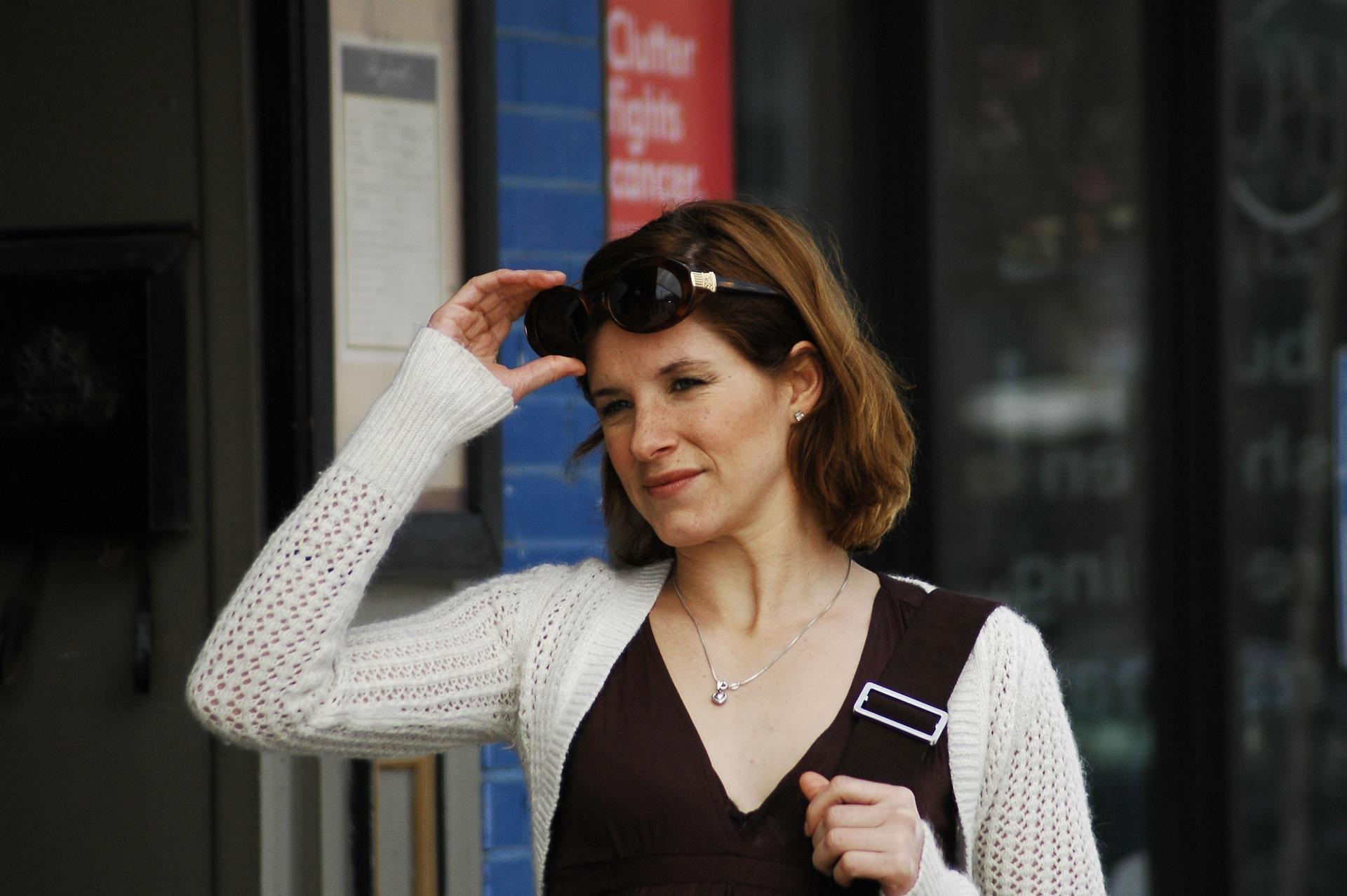 """Jodi Behan as """"Katie"""""""