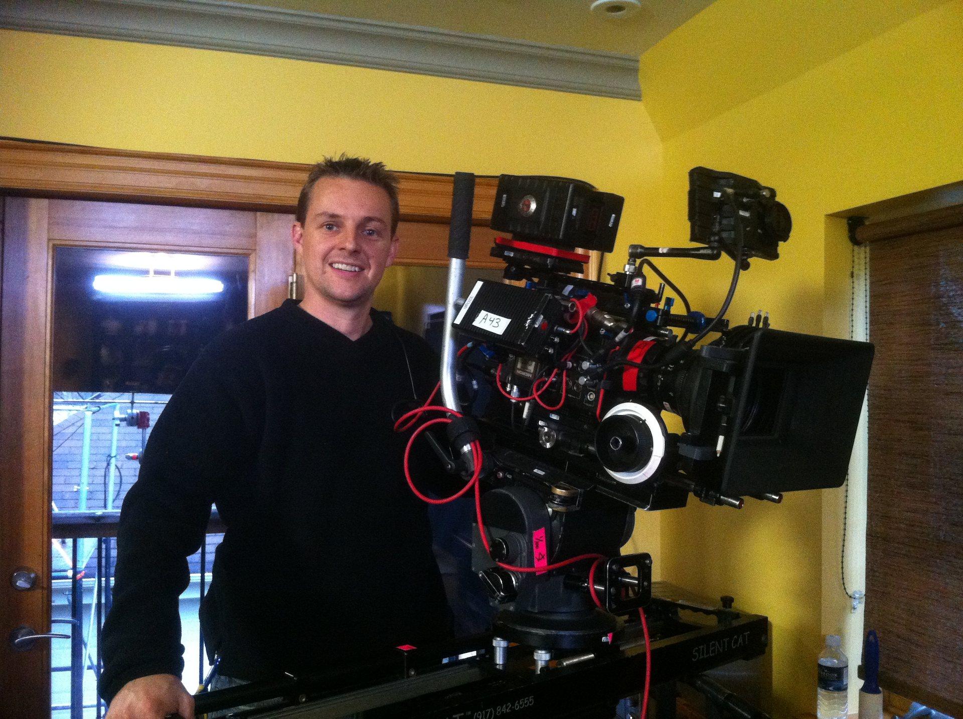 Producer, Alex Jordan