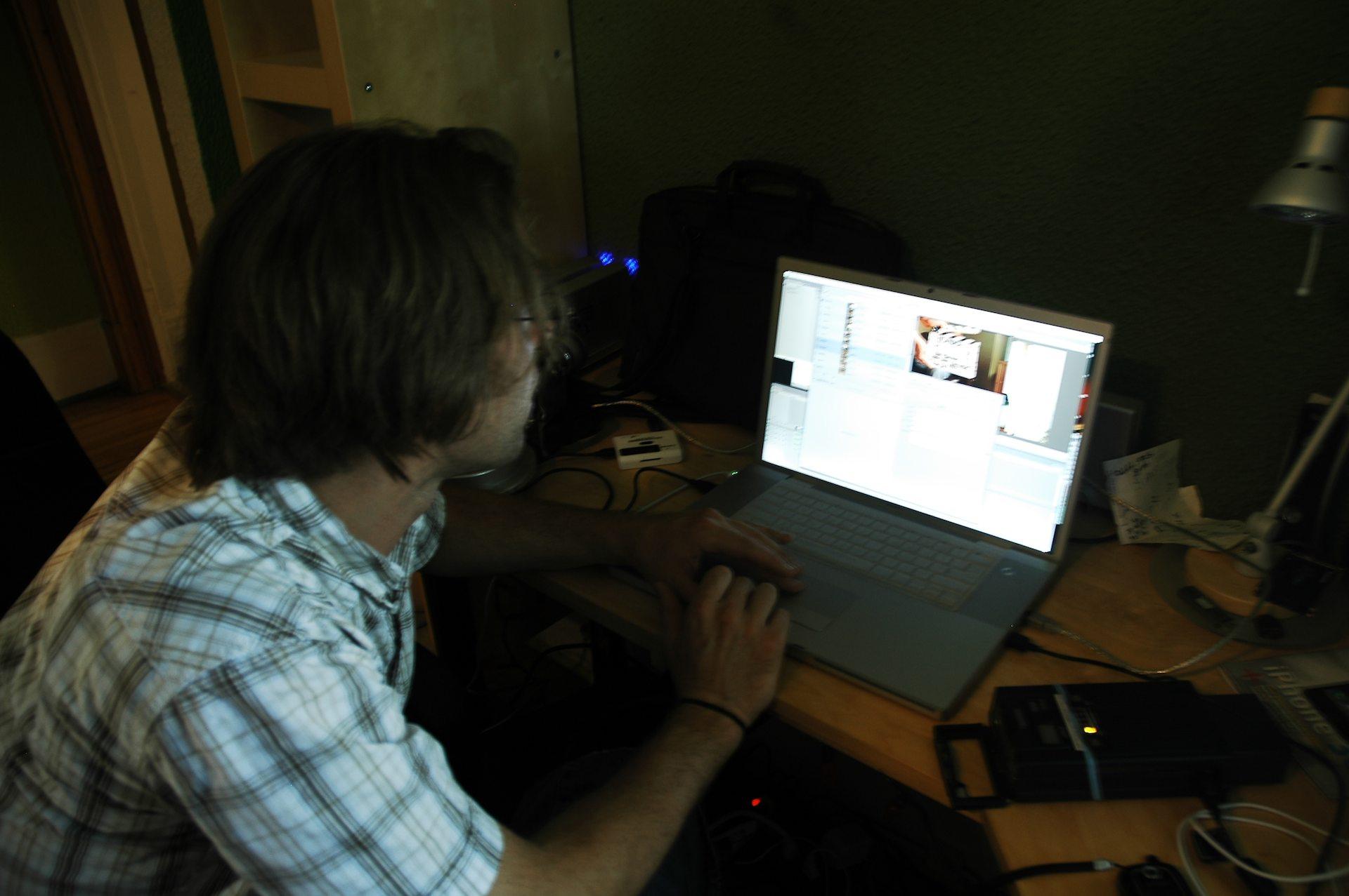 Director / Editor, Ken Simpson