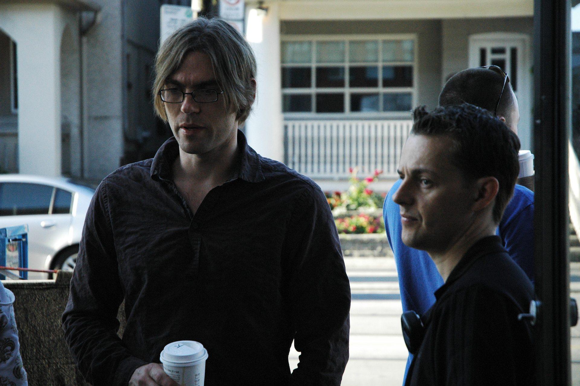 Director, Ken Simpson & Producer, Alex Jordan