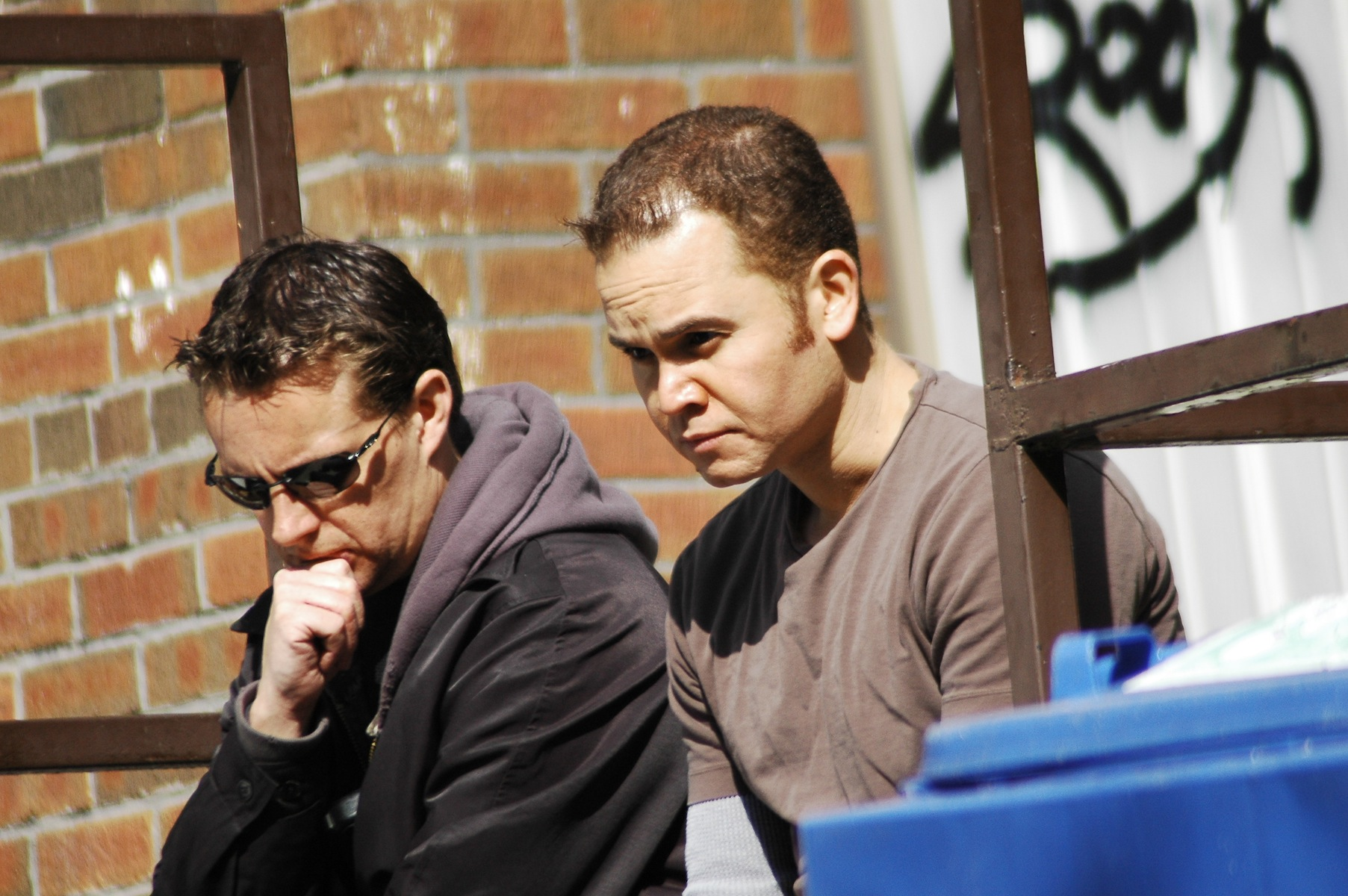 Producer, Alex Jordan & Star Anthony Greene