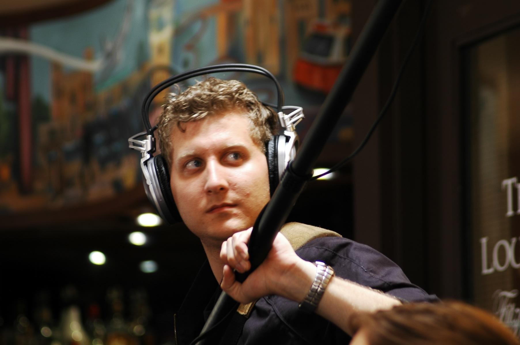 Sound Recordist, Corey Peck