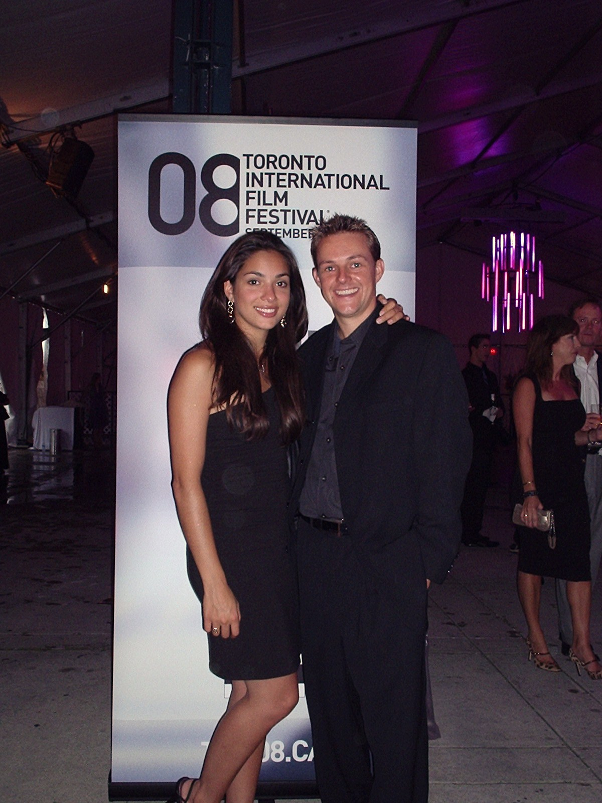 Lara & Alex Jordan