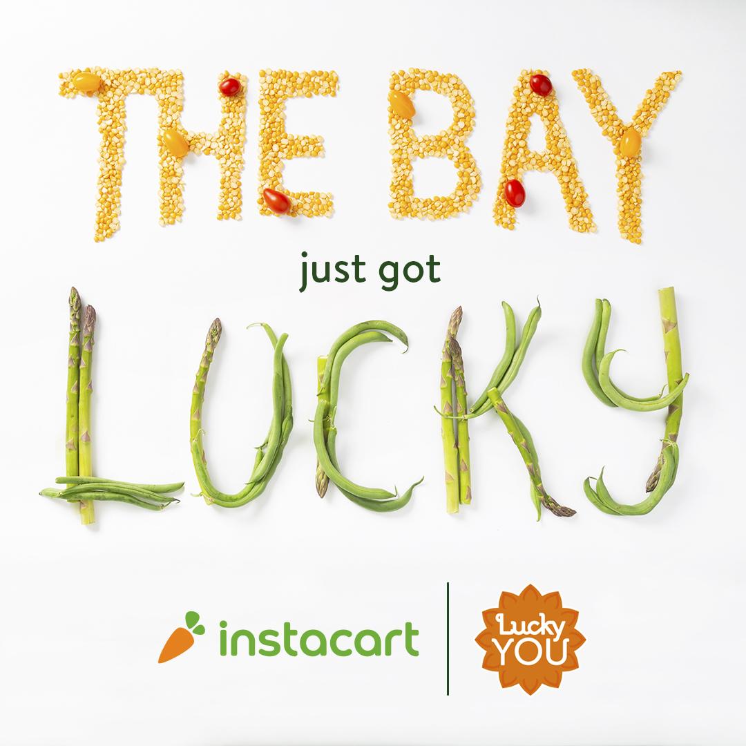 Lucky Supermarkets Launch Announcement