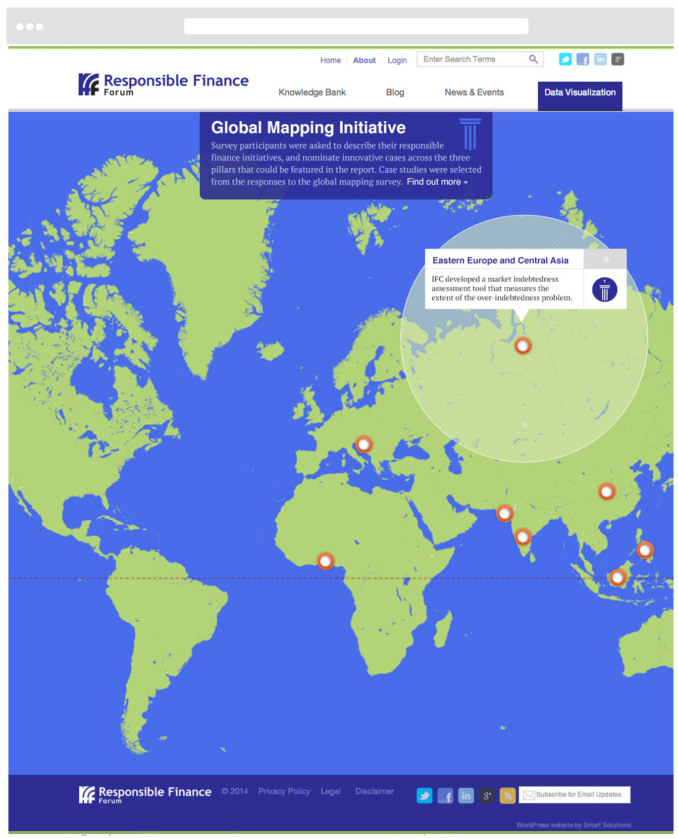 Global Mapping Feature