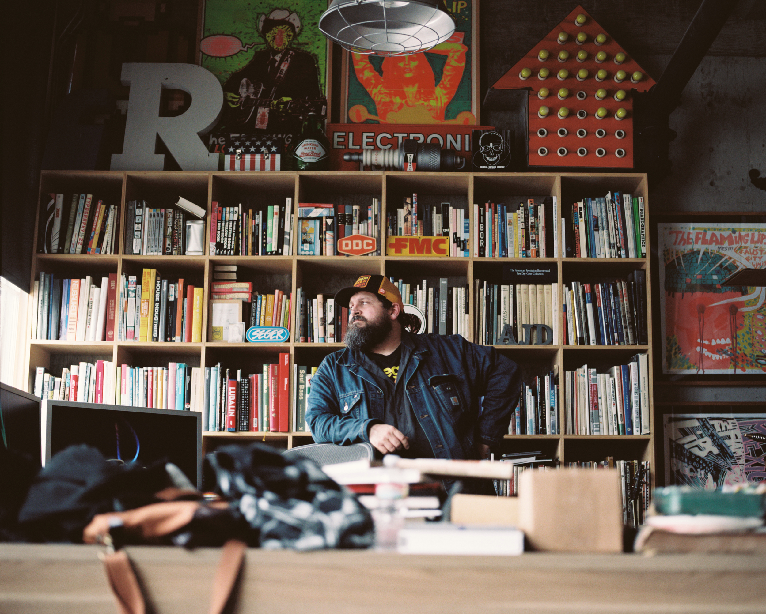 Aaron Draplin (designer)