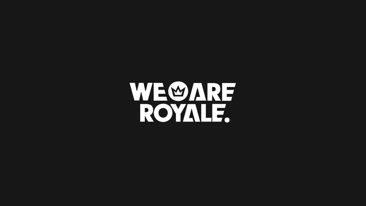 We Are Royal - Title design/Animation