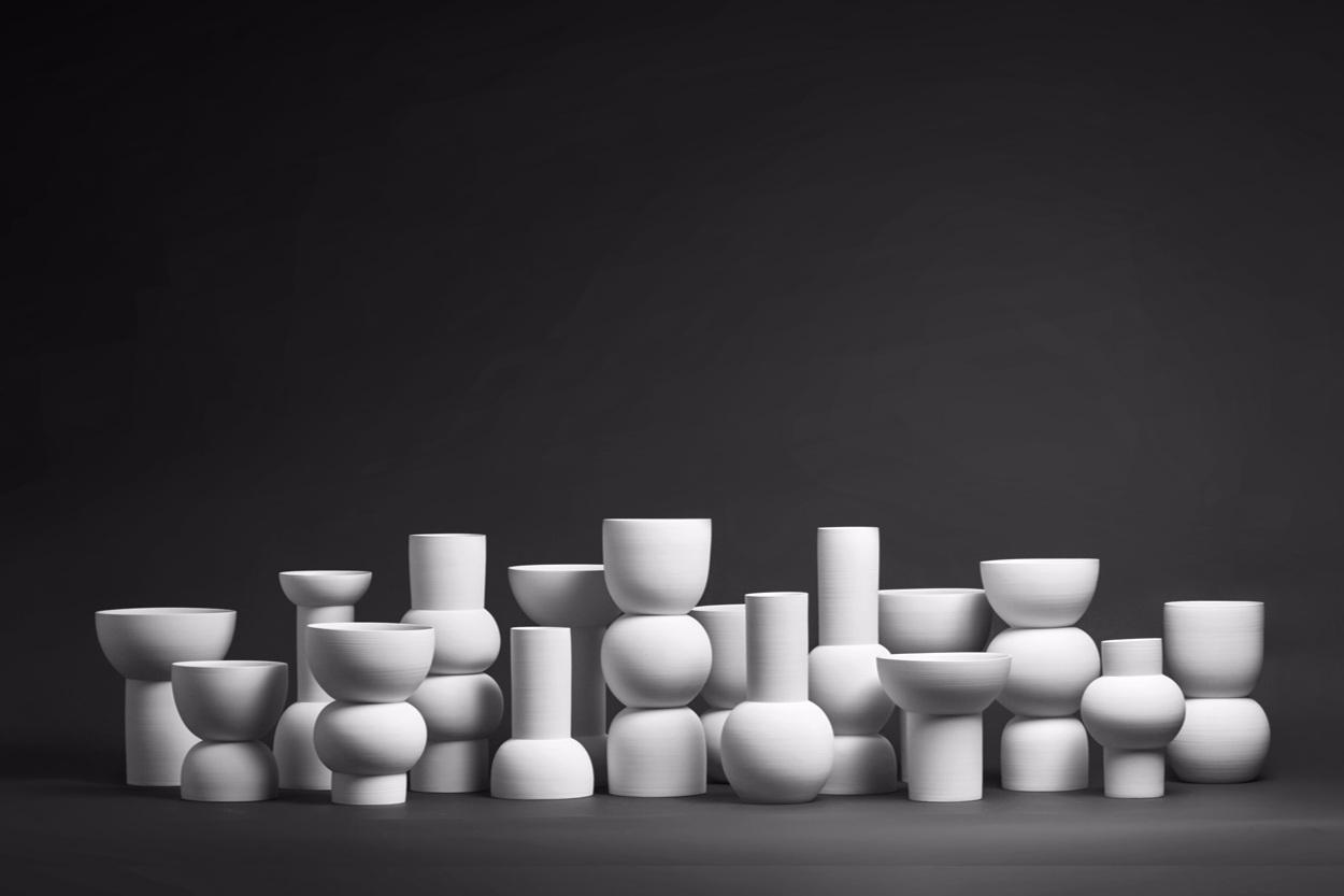 Vase Installation