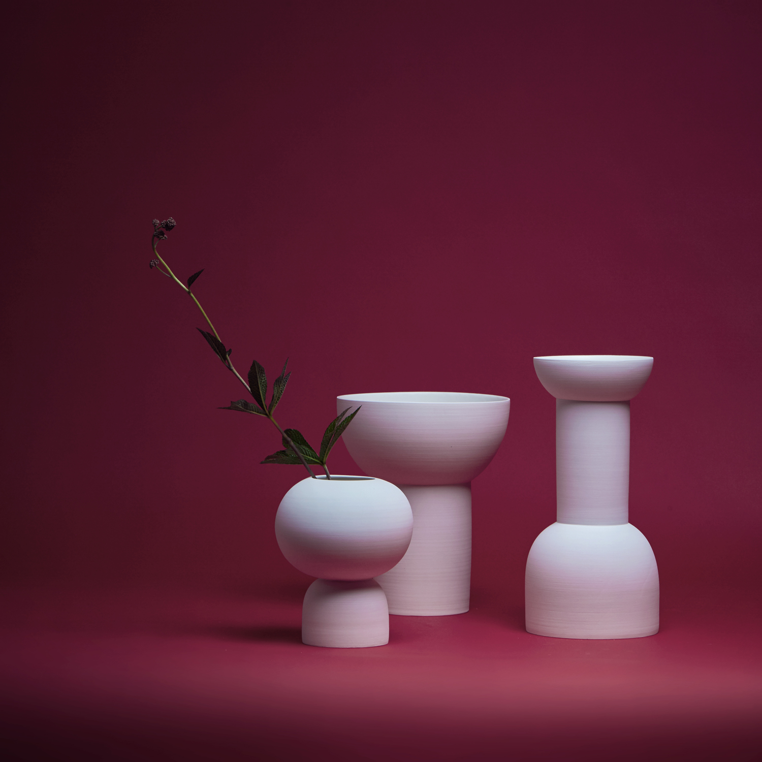Shapes Vases Collection
