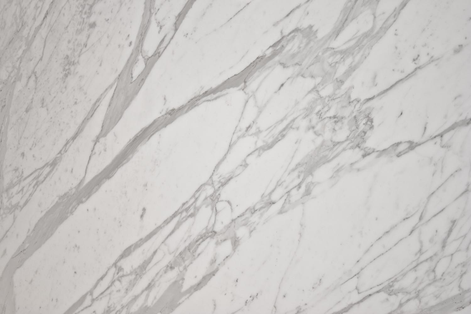 Marble is a metamorphic stone formed from limestone under heat and pressure over many years in the Earth's crust.