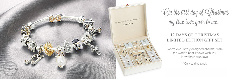 12_days_of_christmas_bead_collection_Chamilia_Siegel_Jewelers_grand_rapids_mi