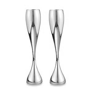 'Bubbly' set of two flutes $125