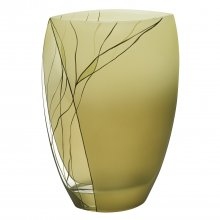 "'Evergreen' Vase 12""$77"