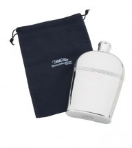 'Hob Nob' Flask with Bag $50