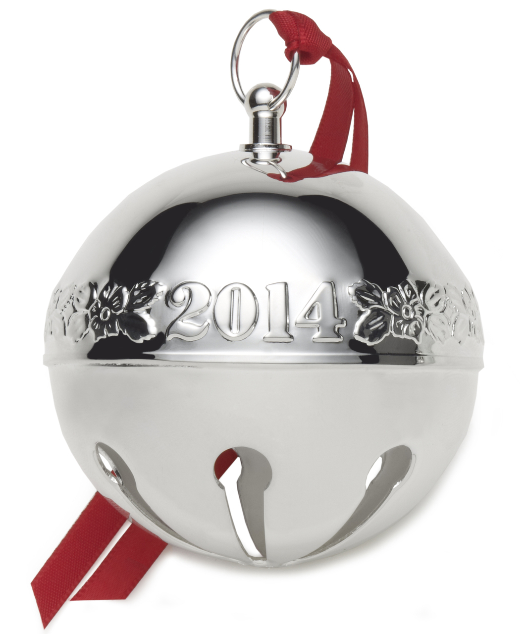 Wallace 2014 | Sleigh Bell   44th Edition |   $45.00 |   Made in the USA  5127512 - Silver-Plated