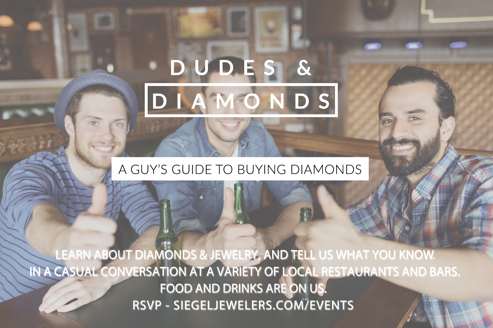 Buying jewelry is a big deal. That's why it feels daunting.  How do I buy a gift that she will love?  How can I trust the quality I'm buying?  Gain some much-needed knowledge you can use for the rest of your  life to put a twinkle in her eye and an extra sparkle to her life.