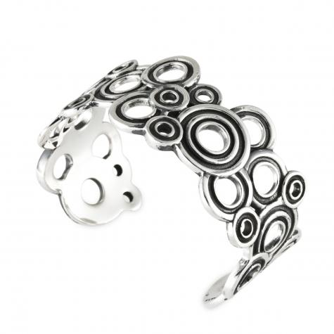 Sterling Spiralz Cuff Bracelet  Sku: 680-00338  Retail 330.00