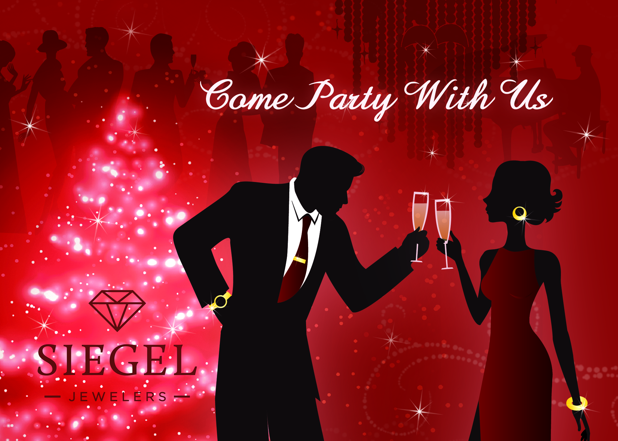 Siegel Jewelers VIP Christmas Party